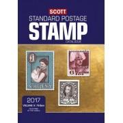 Scott 2017 Standard Postage Stamp Caatalogue, Volume 5: N-Sam: Countries of the World N-Sam