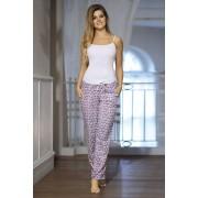 Pantalon pijama de dama Dots