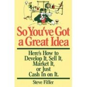 So You've Got a Great Idea by Steve Fiffer