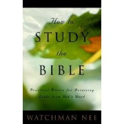 How to Study the Bible by Watchman Nee