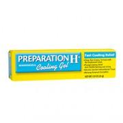 PREPARATION H COOLING GEL (.9oz) 26g