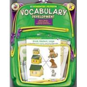 Vocabulary Development, Homework Helpers, Grade K by Frank Schaffer Publications