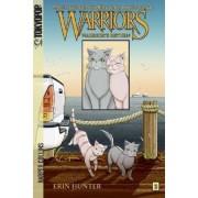 Warriors: Graystripe's Adventure #3: Warrior's Return [Manga] by Erin Hunter