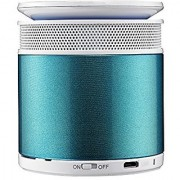 RAPOO | A3060-BU Bluetooth 4.0 Wireless Mini Stereo Speaker - BLUE