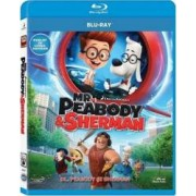 Mr. Peabody and Sherman BluRay 2014