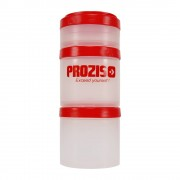 Prozis Recipiente para producto en polvo Prozis 1 x 100 ml + 2 x 250 ml