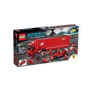 75913 Ferrari F14 T & Scuderia Ferrari Truck