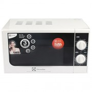 Electrolux 20 L Grill Microwave Oven (G20M.WW-CG, White and Black)