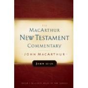 John 12-21 by John MacArthur