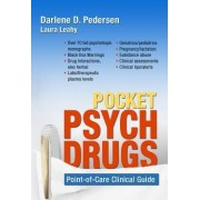 Pocket Psych Drugs by Darlene D. Pedersen