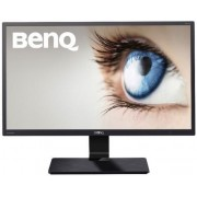 Monitor AMVA LED BenQ 23.8 GW2470HM, Full HD (1920 x 1080), VGA, DVI, HDMI, 4 ms, Boxe (Negru) + Bitdefender Antivirus Plus 2017, 1 PC, 1 an, Licenta noua, Scratch Card