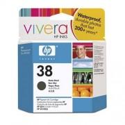 Toneri za InkJet i Plotere No.38 Matte Black Pigment Ink Cartridge Vivera za photosmart pro b9180 C9