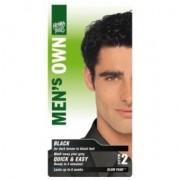 Hennaplus férfi fekete hajfesték