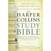 The Harpercollins Study Bible by Harold W Attridge