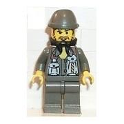 Lego Rock Raiders Docs Minifigure