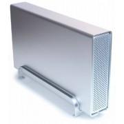 "externes Gehäuse 3,5"" [8,89cm] HDD Alu PLEIADES USB 2.0 / IDE / S-ATA"