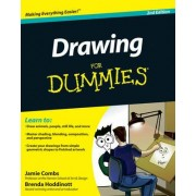 Drawing For Dummies by Brenda Hoddinott