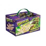 Turtles - Juego de reflejos, para 2 o más jugadores (Tactic Games UK 40867) (importado)