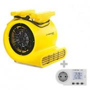 Turboventilator TFV 30 S + wattmetru BX11