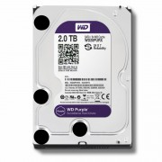 "HDD 3.5"", 2000GB, WD Purple AV, 64MB Cache, SATA3 (WD20PURX)"