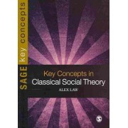 Key Concepts in Classical Social Theory by Alex Law
