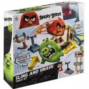 Детски комплект за игра - Angry Birds Платформа с изстрелване - Spin master, 872104