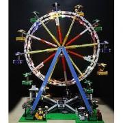 Ferris Wheel Lighting Kit for LEGO 10247 BRAND NEW!-This is a lighting kit for your LEGO 10247.-The Ferris Wheel is NOT
