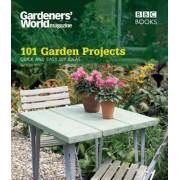 Gardeners' World: 101 Garden Projects by Helena Caldon