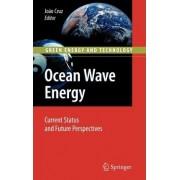 Ocean Wave Energy by Joao Cruz