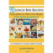 90 Lunch Box Recipes by Jane Burton