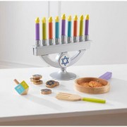 KidKraft 14 Piece Chanukah Set 62905