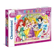 Clementoni 27914 - Princess: Royal Tea Party, Puzzle 104 Pezzi