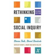 Rethinking Social Inquiry by Henry E. Brady