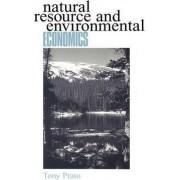 Natural Resource and Environmental Economics by Professor Tony Prato