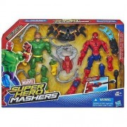 Hasbro Figurka HASBRO Avengers Super Hero Mash Dwupak z bronią A8159 WB4 + DARMOWY TRANSPORT!
