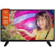 "Televizor LED Horizon 81 cm (32"") 32HL737H, HD Ready, CI+ + Cartela SIM Orange PrePay, 6 euro credit, 4 GB internet 4G, 2,000 minute nationale si internationale fix sau SMS nationale din care 300 minute/SMS internationale mobil UE"