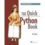 The Quick Python Book by Naomi R. Ceder