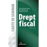Drept fiscal. Caiet de seminar Ed.3 - Cosmin Flavius Costas