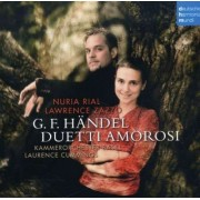 Nuria Rial - Hndel Duets (0886972147222) (1 CD)