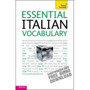 Essential Italian Vocabulary: Teach Yourself by Mike Zollo