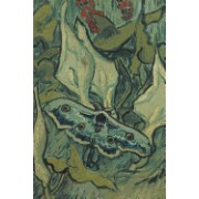Giant Peacock Moth, Vincent Van Gogh: Blank Journal / Notebook / Composition Book, 140 Pages, 6 X 9 Inch (15.24 X 22.86 CM) Laminated