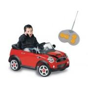 Masinuta electrica Mini Cooper S rosu - Biemme