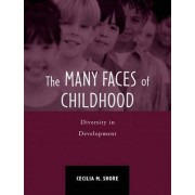 The Many Faces of Childhood by Cecilla Shore