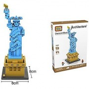 LOZ Nanoblocks World Famous Architecture - Statue of Liberty