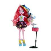 My Little Pony - Equestria Girls, Bambola Pinkie Pie con batteria