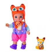 Zapf Creation 920.336 - Chou Chou Foxes Mini Doll fortunato