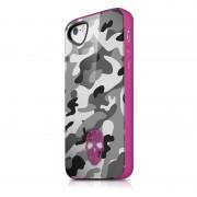 Itskins Phantom CMPK Case - термополиуретанов калъф за iPhone 5S, iPhone 5, iPhone SE