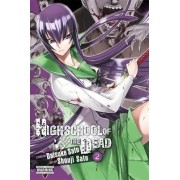 Highschool of the Dead: v. 2 by Daisuke Sato