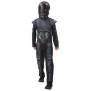 Vegaoo Klassisk K-2SO Star Wars Maskeraddräkt Ungdom
