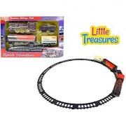 The Rail Master Train Educational Play set - Playtime is never-ending as your child plays conductor on the train. With t